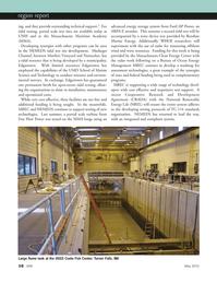Marine Technology Magazine, page 16,  May 2012 Bureau of Ocean Energy Management MREC