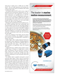 Marine Technology Magazine, page 31,  May 2012 TE Connectivity