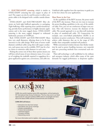 Marine Technology Magazine, page 34,  May 2012 aerospace industry