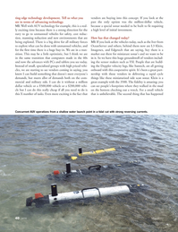 Marine Technology Magazine, page 40,  May 2012 40MTRMay 2012ting edge technology development