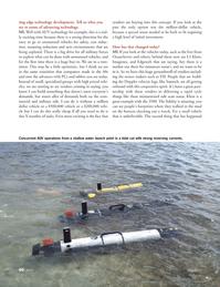 Marine Technology Magazine, page 40,  May 2012 40MTRMay 2012ting edge technology development