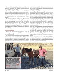 Marine Technology Magazine, page 52,  May 2012 Chile