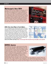 Marine Technology Magazine, page 58,  May 2012 Zdenka Willis