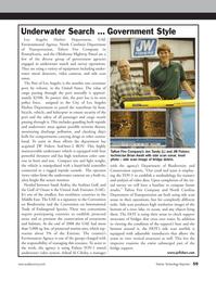 Marine Technology Magazine, page 59,  May 2012 North Carolina