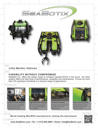 Marine Technology Magazine, page 5,  May 2012