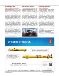 Marine Technology Magazine, page 15,  Jun 2012 oil service