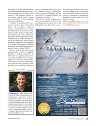 Marine Technology Magazine, page 21,  Jun 2012 harsh environment technology