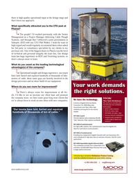 Marine Technology Magazine, page 29,  Jun 2012 Cable Plough Systems
