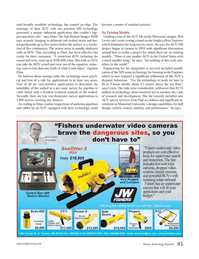 Marine Technology Magazine, page 45,  Jun 2012 Memorial University