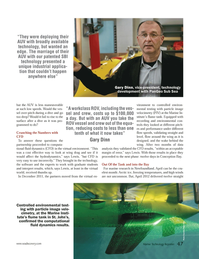 Marine Technology Magazine, page 47,  Jun 2012 Gary Dinn