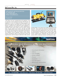 Marine Technology Magazine, page 19,  Jul 2012