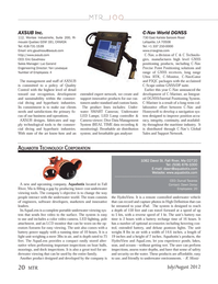Marine Technology Magazine, page 20,  Jul 2012