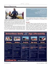 Marine Technology Magazine, page 25,  Jul 2012