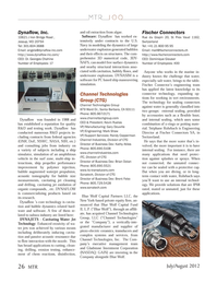 Marine Technology Magazine, page 26,  Jul 2012