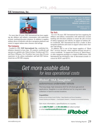 Marine Technology Magazine, page 29,  Jul 2012