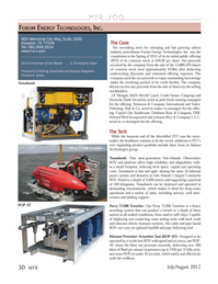 Marine Technology Magazine, page 30,  Jul 2012