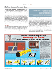 Marine Technology Magazine, page 35,  Jul 2012
