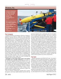 Marine Technology Magazine, page 54,  Jul 2012