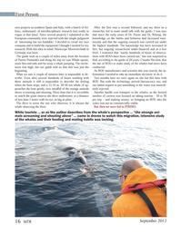 Marine Technology Magazine, page 16,  Sep 2012 Payne