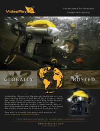 Marine Technology Magazine, page 2nd Cover,  Sep 2012