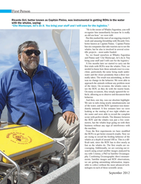 Marine Technology Magazine, page 18,  Sep 2012 Whales Argentina