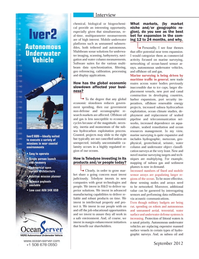 Marine Technology Magazine, page 24,  Sep 2012 underwater defense systems
