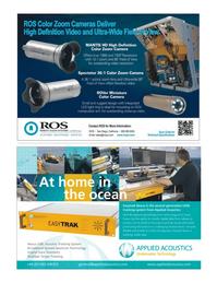 Marine Technology Magazine, page 27,  Sep 2012 Broadband Spread Spectrum technology