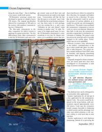 Marine Technology Magazine, page 36,  Sep 2012 radiation