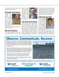 Marine Technology Magazine, page 53,  Sep 2012 Maryland