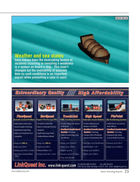 Marine Technology Magazine, page 23,  Oct 2012