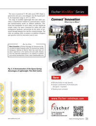 Marine Technology Magazine, page 31,  Oct 2012 TE Connectivity