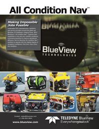 Marine Technology Magazine, page 9,  Nov 2012