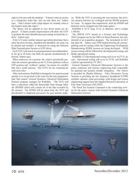 Marine Technology Magazine, page 10,  Nov 2012 Broadband