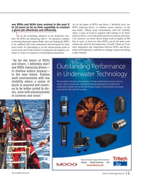 Marine Technology Magazine, page 15,  Nov 2012 technology advances