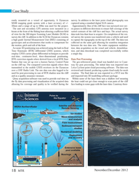 Marine Technology Magazine, page 18,  Nov 2012 point cloud processing software