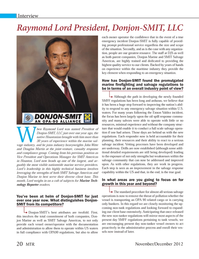 Marine Technology Magazine, page 20,  Nov 2012 oil spill response commu
