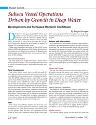 Marine Technology Magazine, page 22,  Nov 2012
