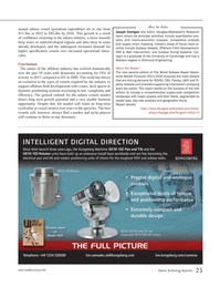 Marine Technology Magazine, page 23,  Nov 2012 World Subsea Vessel Opera