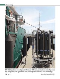 Marine Technology Magazine, page 24,  Nov 2012