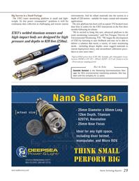Marine Technology Magazine, page 29,  Nov 2012 Tim Finegan