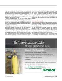 Marine Technology Magazine, page 31,  Nov 2012