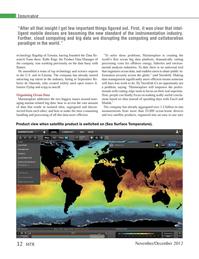 Marine Technology Magazine, page 32,  Nov 2012 de Almeida