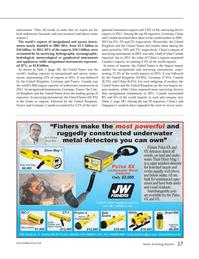Marine Technology Magazine, page 37,  Nov 2012 China