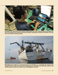 Marine Technology Magazine, page 47,  Nov 2012 North Atlantic Treaty Organization