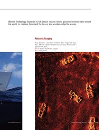 Marine Technology Magazine, page 49,  Nov 2012 Jeremy Dillon