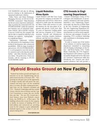 Marine Technology Magazine, page 53,  Nov 2012 Kevin Ruelas