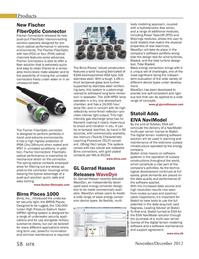 Marine Technology Magazine, page 58,  Nov 2012 Hagness
