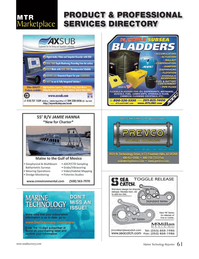 Marine Technology Magazine, page 61,  Nov 2012 Arizona