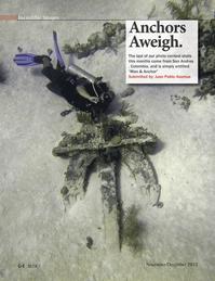 Marine Technology Magazine, page 64,  Nov 2012 Colombia