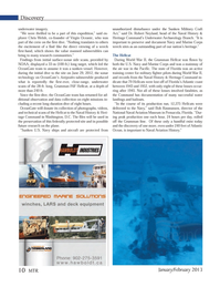 Marine Technology Magazine, page 10,  Jan 2013 Robert Neyland